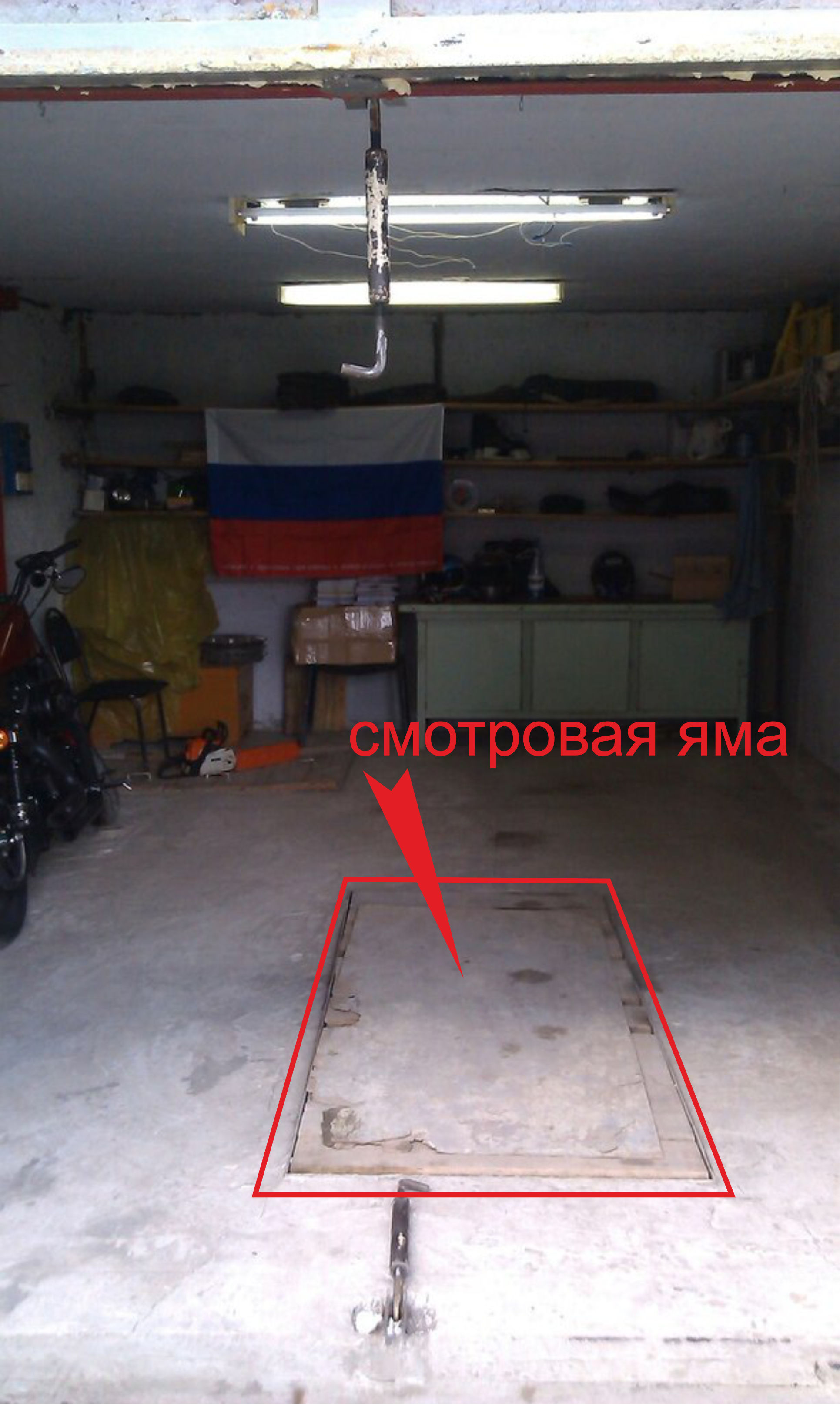 Плита своими руками в гараже