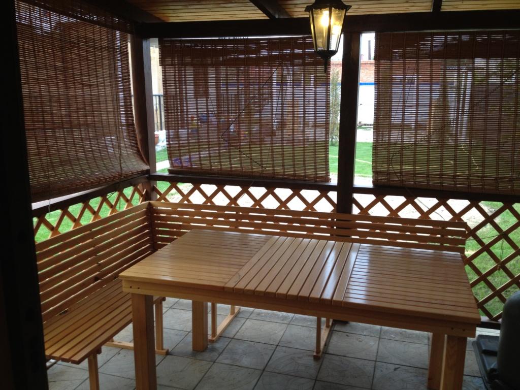 Деревянные решетки для веранды своими руками 88